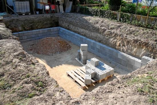 Der teich for Garten pool eingraben